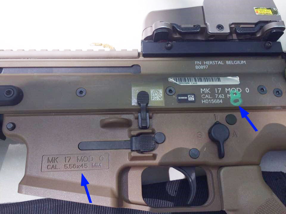 Photo retrieved from The Firearm Blog
